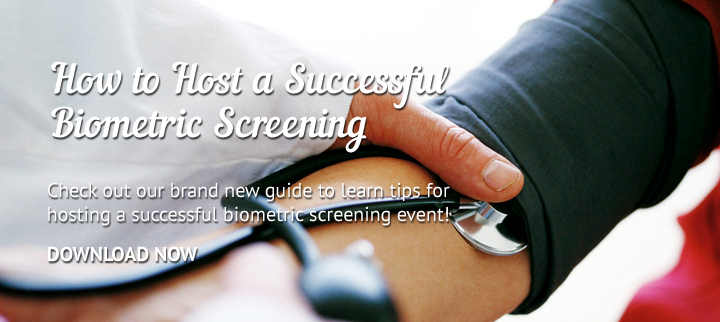 Successful Biometric Screening