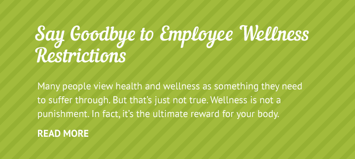 Wellness Restrictions