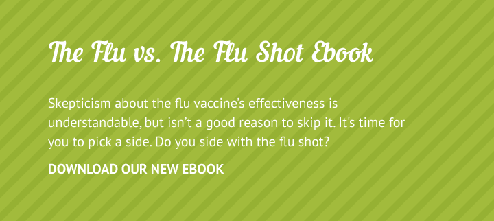 The Flu vs. The Flu Shot